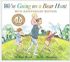 WE RE GOING ON A BEAR HUNT PB