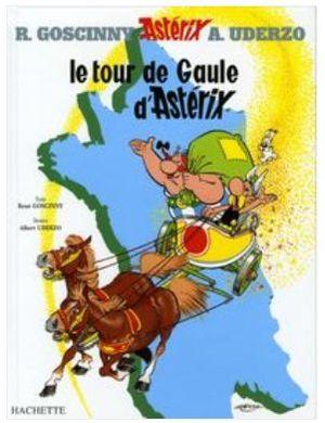 TOUR DE GAULE D'ASTERIX, LE