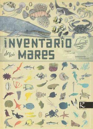 INVENTARIO DE LOS MARES ILUSTRADO