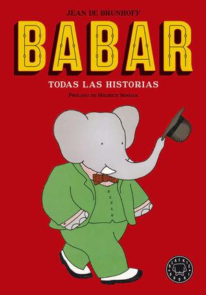 BABAR TODAS LAS HISTORIAS