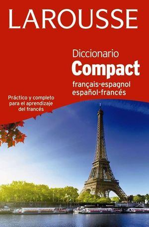 DICCIONARIO COMPACT FRANÇAIS-ESPAGNOL / ESPAÑOL - FRANCÉS