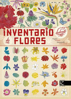 INVENTARIO DE FLORES ILUSTRADO