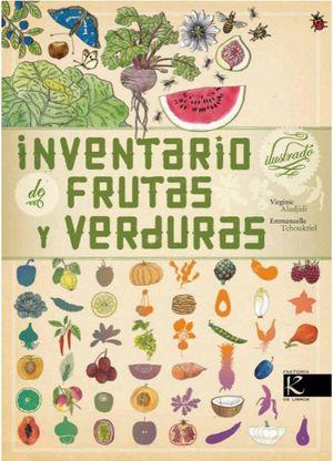 NVENTARIO ILUSTRADO DE FRUTAS Y VERDURAS