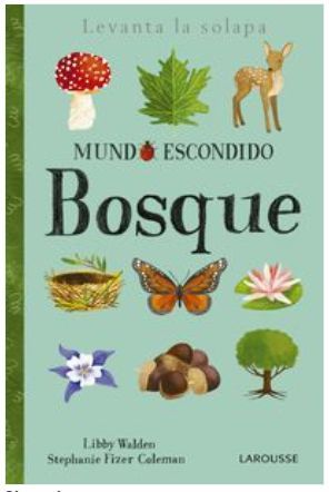MUNDO ESCONDIDO : BOSQUE