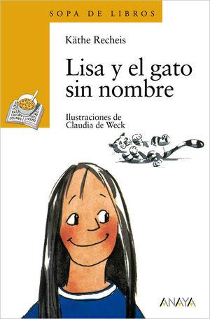 LISA Y EL GATO SIN NOMBRE