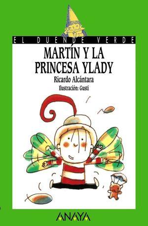 MARTÍN Y LA PRINCESA YLADY