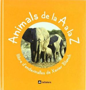 ANIMALS DE LA A A LA Z