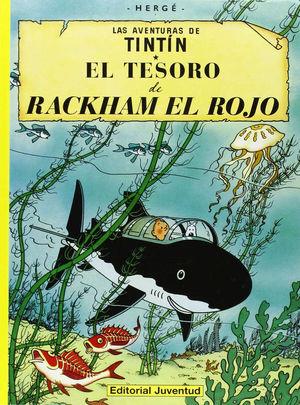 LAS AVENTURAS DE TINTÍN: EL TESORO DE RACKHAM EL ROJO