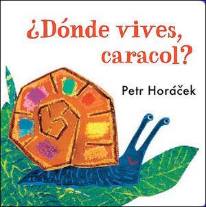 ¿DÓNDE VIVES, CARACOL?