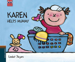 KAREN HELPS MUMMY