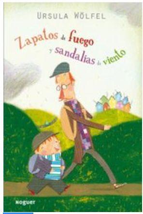 ZAPATOS DE FUEGO Y SANDALIAS DE VIENTO