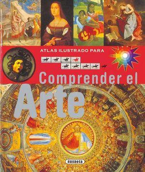 ATLAS ILUSTRADO PARA COMPRENDER EL ARTE