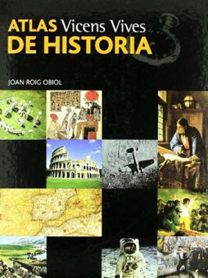 ATLAS VICENS VICES DE HISTORIA