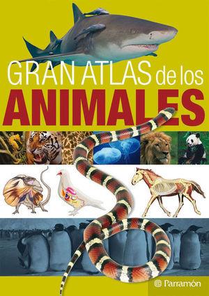 GRAN ATLAS DE LOS ANIMALES