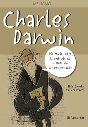 ME LLAMO CHARLES DARWIN
