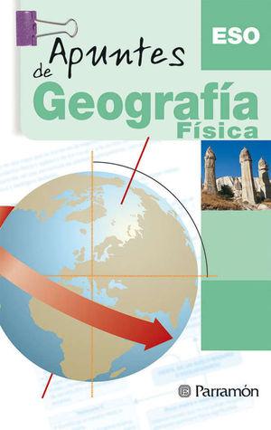 APUNTES DE GEOGRAFÍA FÍSICA