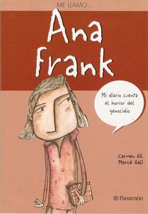 ME LLAMO ANA FRANK