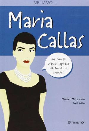 ME LLAMO MARIA CALLAS
