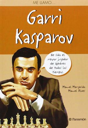ME LLAMO GARRI KASPAROV