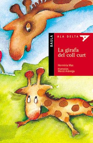 LA GIRAFA DEL CULL CURT