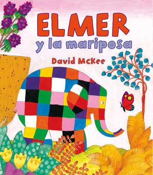 ELMER Y LA MARIPOSA