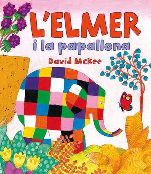 L'ELMER I LA PAPALLONA