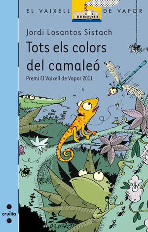 TOTS ELS COLORS DEL CAMALEÓ