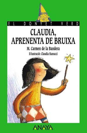 CLÀUDIA, APRENENTA DE BRUIXA