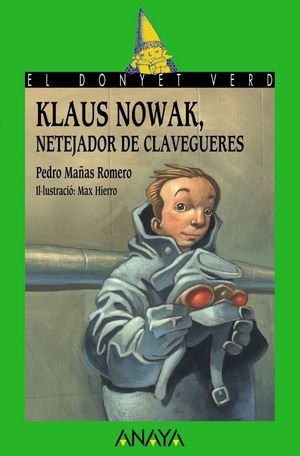 KALUS NOWAK, NETAJADOR DE CLAVEGUERES