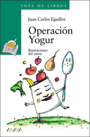 OPERACIÓN YOGUR