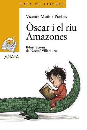 ÒSCAR I EL RIU AMAZONES
