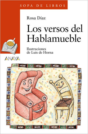 LOS VERSOS DEL HABLAMUEBLE