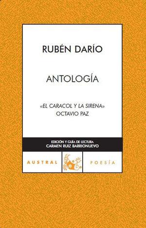 ANTOLOGÍA - RUBÉN DARÍO