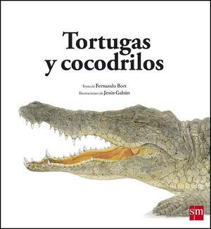 TORTUGAS Y COCODRILOS