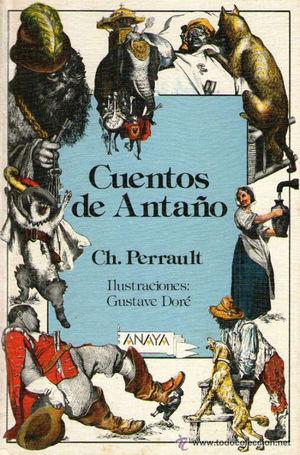 CUENTOS DE ANTAÑO