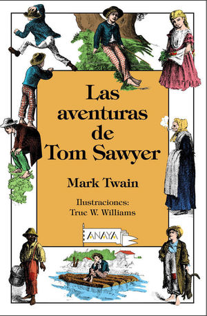 LAS AVENTURAS DE TO SAWYER