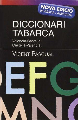 DICCIONARI TABARCA VALENCIÀ - CASTELLÀ CASTELLÀ - VALENCIÀ