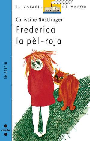 FREDERICA LA PÈL-ROJA