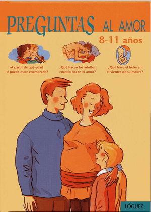 PREGUNTAS AL AMOR 8-11 AÑOS