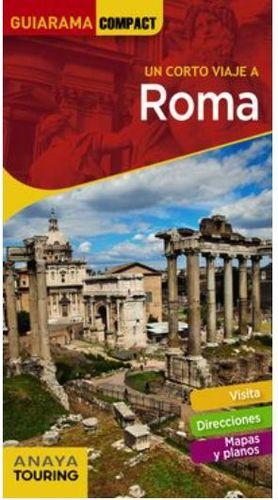 CORTO VIAJE A ROMA