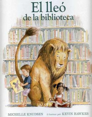 EL LLEÓ DE LA BIBLIOTECA