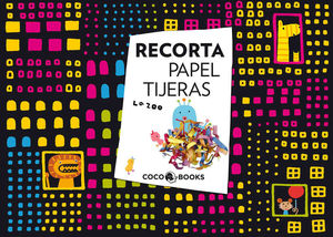 RECORTA PAPEL TIJERAS