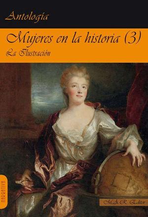 MUJERES EN LA HISTORIA (3): LA ILUSTRACIÓN