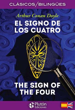 EL SIGNO DE LOS CUATRO /  THE SIGN OF THE FOUR