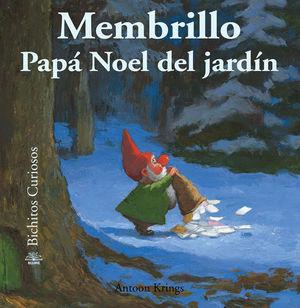 MEMBRILLO PAPÁ NOEL DEL JARDIN