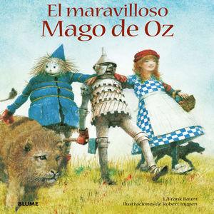 EL MARAVILLO  MAGO OZ