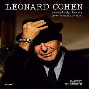 LEONARD COHEN, EVERYBODY KNOWS ( TODO EL MUNDO LO SABE)