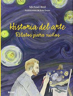 HISTORIA DEL ARTE: RELATOS PARA NIÑOS