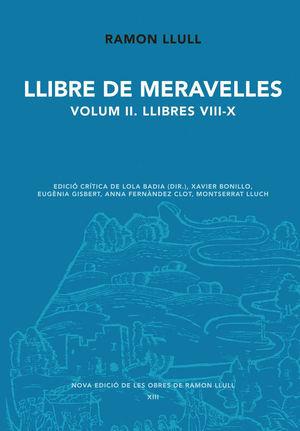LLIBRE DE MERAVELLES
