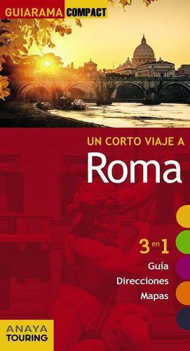 UN CORTO VIAJE A ROMA